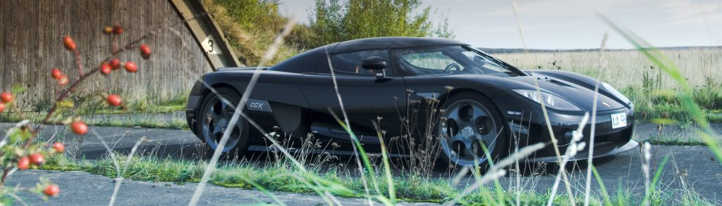 Record Setting Koenigsegg Cars in Boston