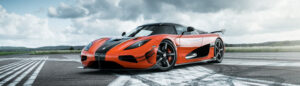 Things that make a Koenigsegg Special